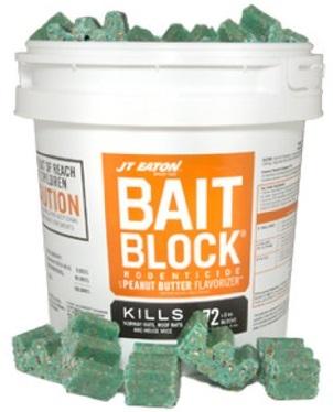 Best Rat poison bait blocks to get rid of stubborn rats