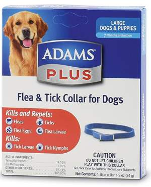 Adams Plus Flea and Tick Collar