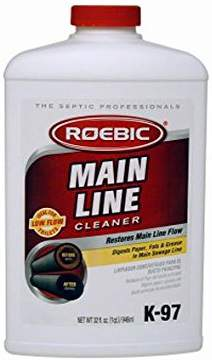 Roebic Main Line Cleaner