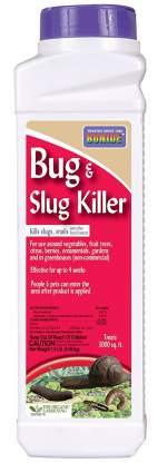 Bonide 908 Garden Naturals Bug and Slug Killer Bait