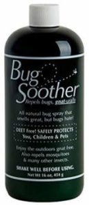 Bug Soother Natural Insect Repellent Spray