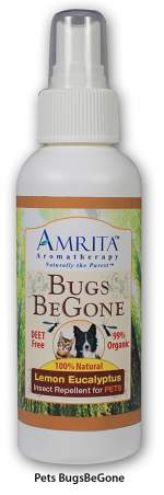 Bugs BeGone insect repellent