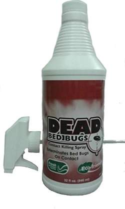 Dead Bed Bugs Contact Killing Bed Bug Spray