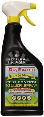 Dr. Earth 8000 Ready to Use Pest Control Killer Spray