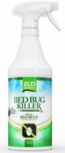 Eco Defense Bed Bug Killer, Natural Organic Formula Fastest