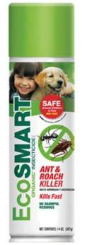 EcoSMART 33103 Organic Ant and Roach Killer