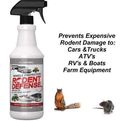 Exterminators Choice-Mice and Rodent Repellent