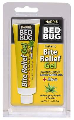 Harris Bed Bug Bite Relief - Soothing Gel
