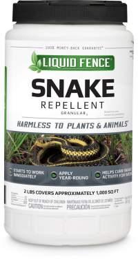 Liquid Fence Snake Repellent Granular