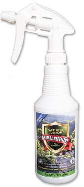 Natural Armor Peppermint Pint Ready To Use repellent spray