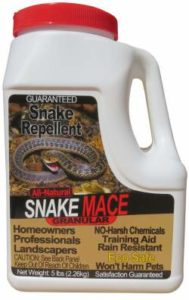 Natures MACE Snake Repellent Granular