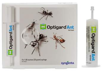 Optigard Ant Bait Gel Box of 4 Tubes