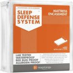 Original Sleep Defense System bed bug protector