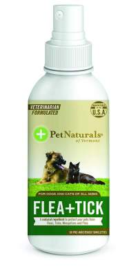 Pet Naturals Flea Protection Shampoo for Dogs & Cats