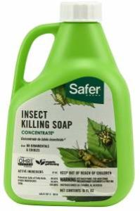 Safer Brand 5118 Insect Killing Soap