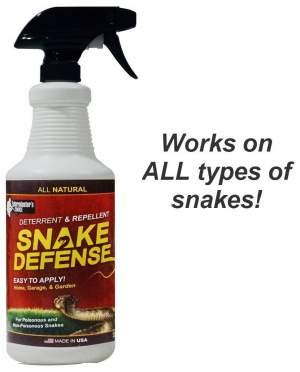 Snake Defense Natural Snake Repellent