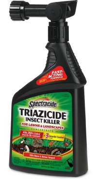 Spectracide HG-95830 Triazicide Insect, Earwig Killer for Lawns & Landscapes