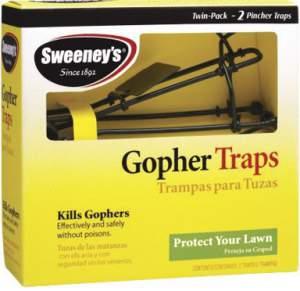 Sweeneys Gopher Trap