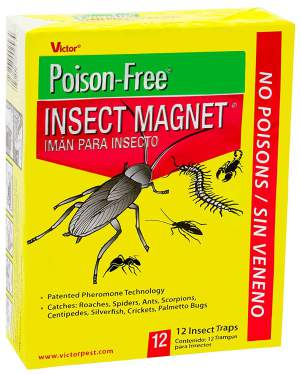 Victor M256 -Free Insect Magnet Traps
