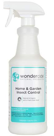 Wondercide All-Purpose Organic Home & Garden Insect Control 32 oz Spray