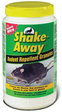 shake away rodent repellent