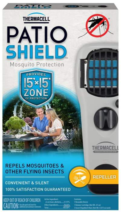 thermacell mosquito repellent reviews details