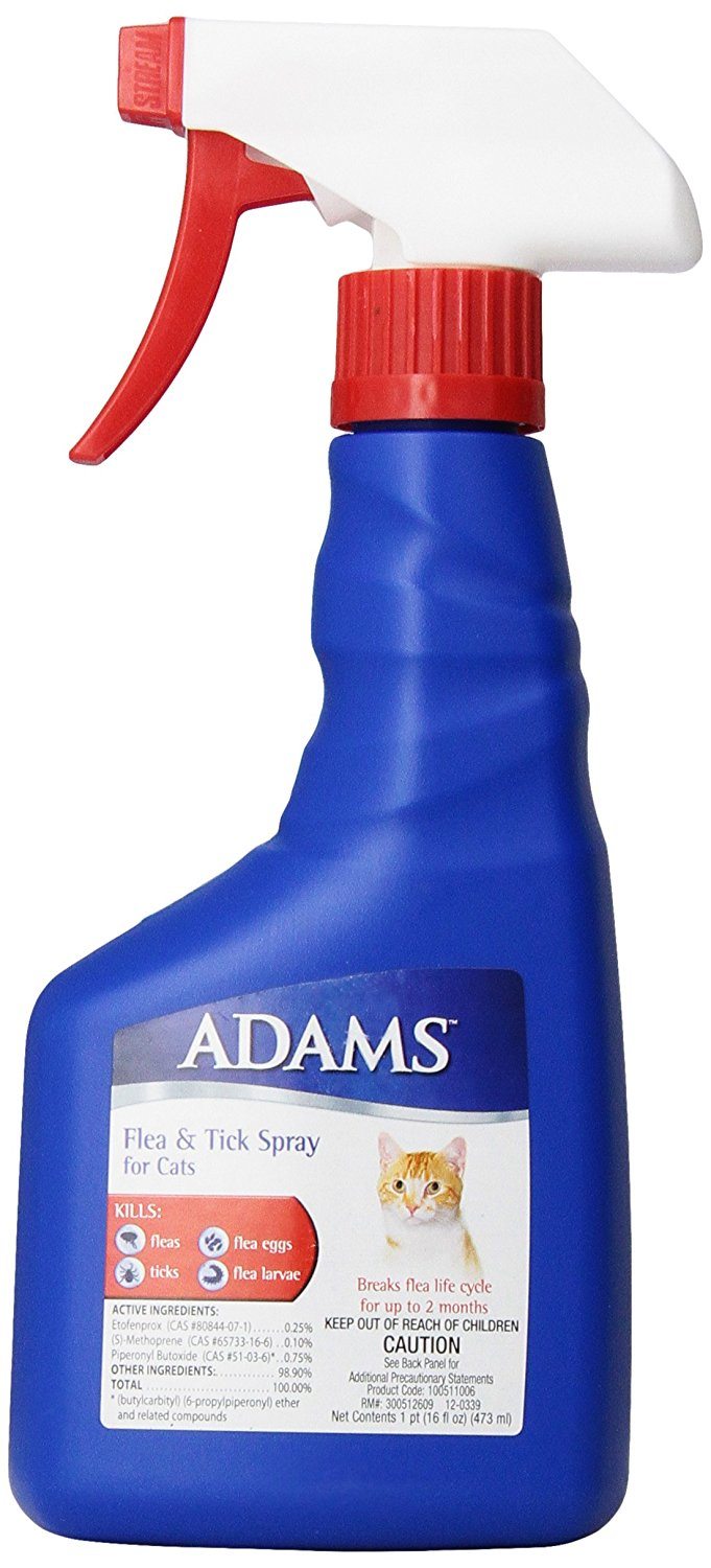 Adams Flea and Tick Control Spray