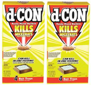 D-Con Ready Mix Rat and Mouse Killer