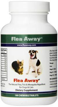 Flea Away Repellent for cat flea