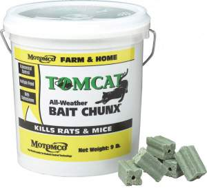 Motomco Tomcat All Weather Bait Chunx