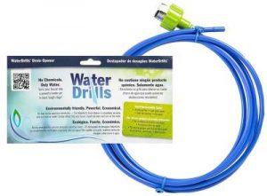 WaterDrills 10-foot Drain Snake Pressure Washer