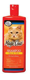 kitten flea shampoo