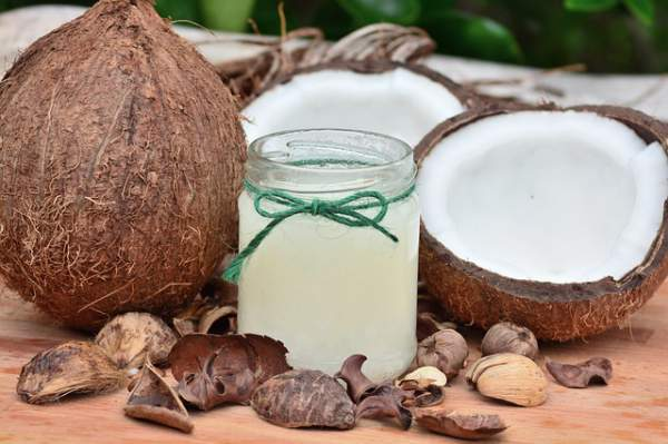 coconut oil for flea bites and treatment